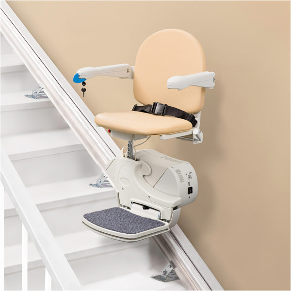 KRAUS MOBILITY STAIR CHAIR LIFT & DISCOUNT LA curve Mobility Kraus Lifts StairLift Chair los angeles ...